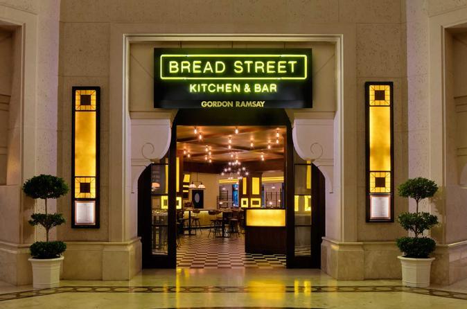 Bread Street Kitchen By Gordon Ramsay - Dubai