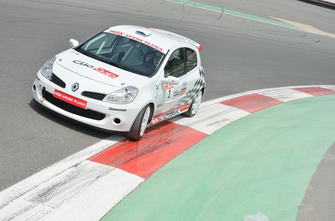 Clio Cup Race Car Experience
