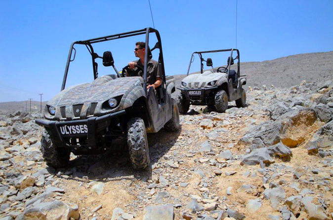 Mountain buggy expedition for two from ras al khaimah in ras al khaimah 220632