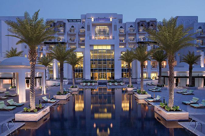 Pamper And Dine In Anantara - Abu Dhabi