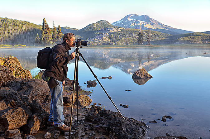 Private half day photo tour in bend 218956