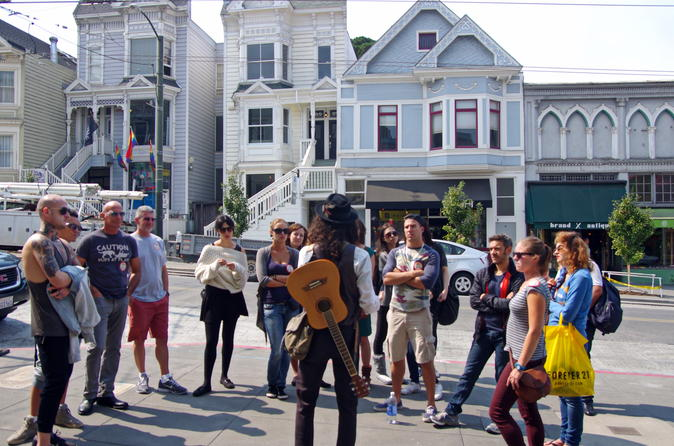 Radical SF: Castro and Mission Districts
