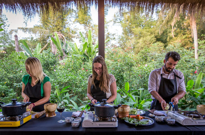 Cambodian village cooking class in krong siem reap 299016