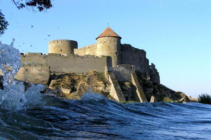 akkerman fortress and bilhorod dnistrovskyi half day trip from