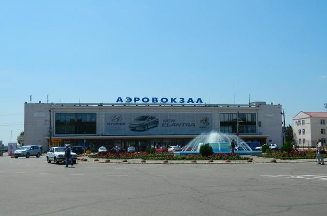 Private Departure Transfer: Odessa International Airport From Odessa Hotel
