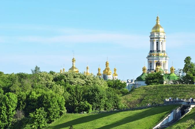 Private guided tour of kyiv pechersk lavra in kyiv 220376
