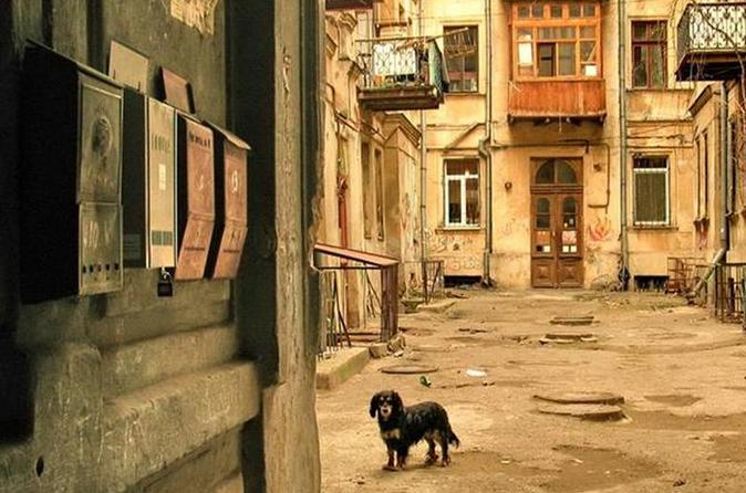Private Guided Tour Of Odessa Courtyards