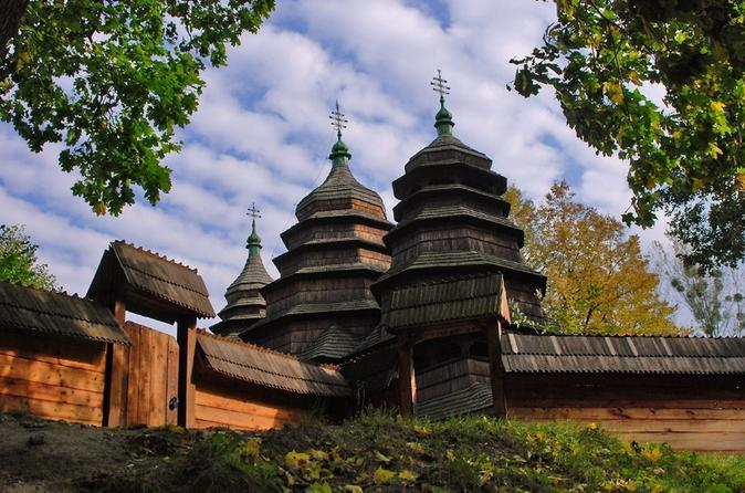 Private guided tour to the shevchenkivskiy hai open air museum in lviv in lviv 284305