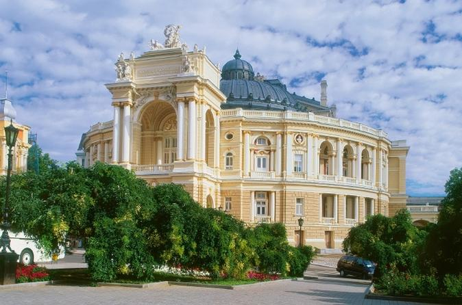 Private sightseeing tour of odessa in odessa 226863