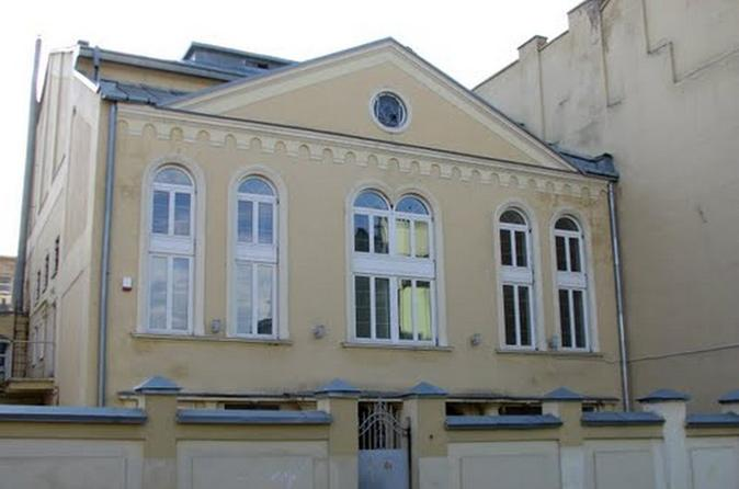 Private tour of jewish heritage in lviv in lviv 259613