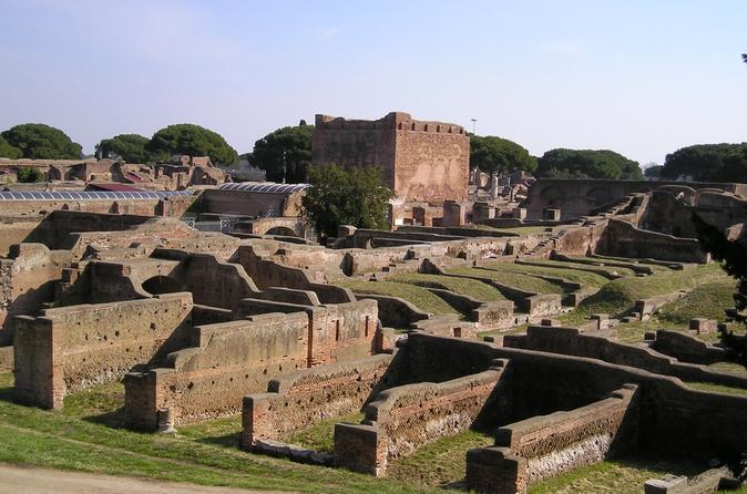 Ancient Ostia: Semi-Private Walking Tour from Rome