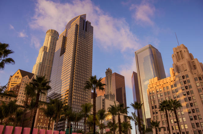 6 hour los angeles city tour with prices los angeles for La star homes tour