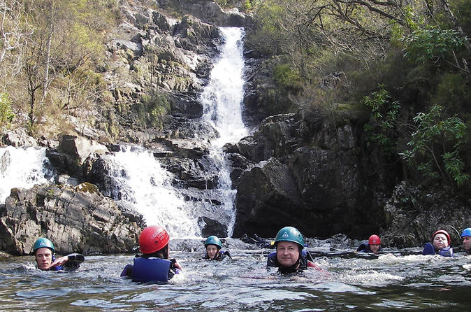 Canyoning adventure from fort william in fort william 218775