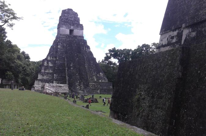 Tikal Maya Ruins Day Trip