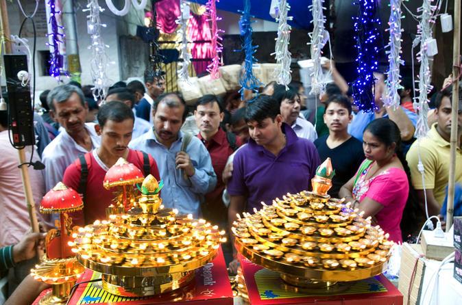 Diwali Prep - Indian Fashion Tour