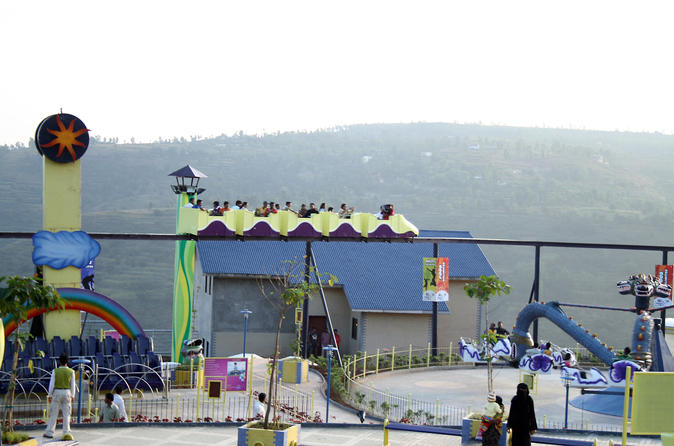 On Wheelz Amusement Park Entrance Ticket in Panchgani