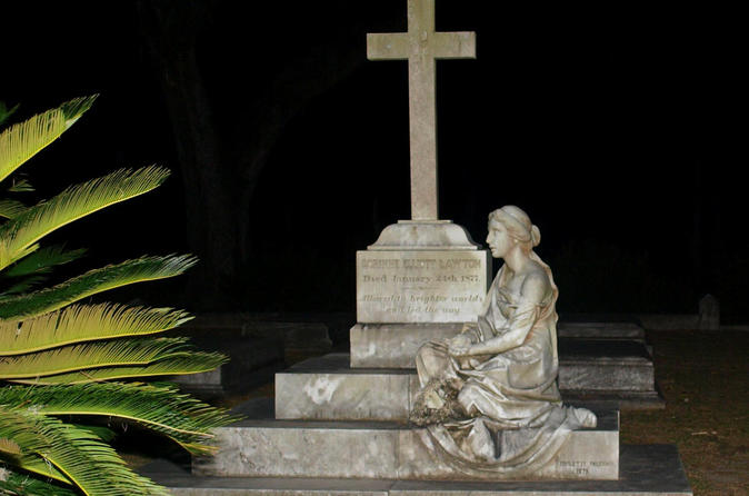 Bonaventure cemetery after hours tour in savannah 255619
