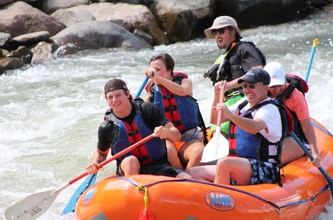 4 hour rafting trip down the animas river in durango 232135