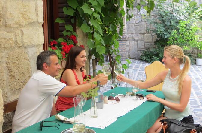 Private Half-Day Wine Tasting Tour in Etyek