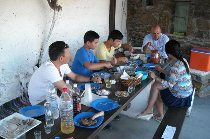 Mykonian spiti farm barbeque in m konos 379112
