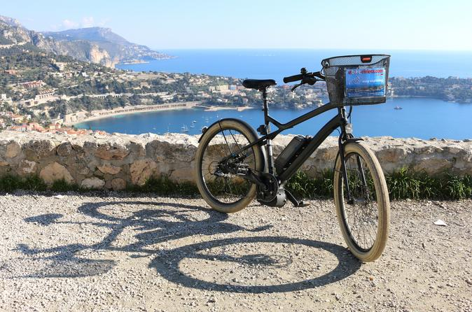 EBike Guided Panoramic Tour - Welcome To Côte D'Azur ! - Nice
