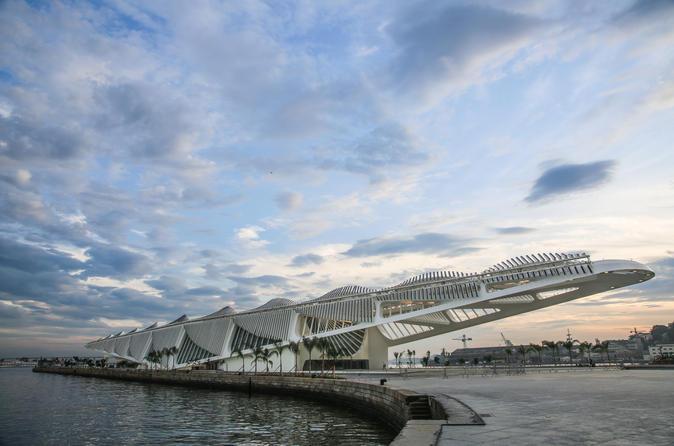 Excursão particular aos museus de arte do Rio de Janeiro