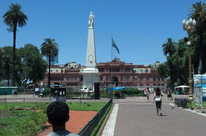Buenos Aires Private City Tour By Car  Viator
