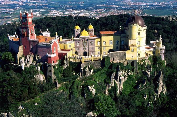 Lisbon Private Tour: Sintra, Cabo da Roca, Cascais Portugal, Europe