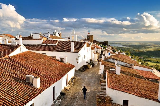 Évora the Heart and Soul of South Portugal Private Tour from Lisbon