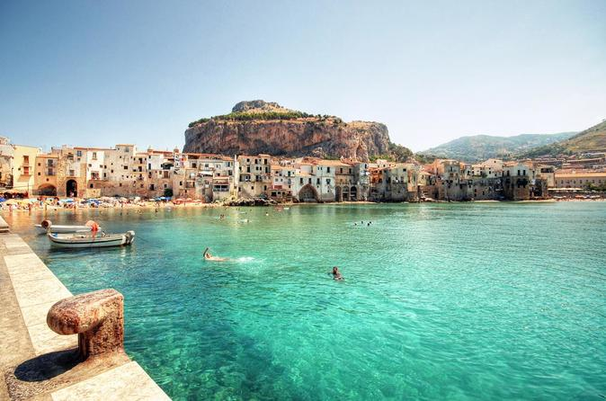 Cefal half day excursion in palermo 221811