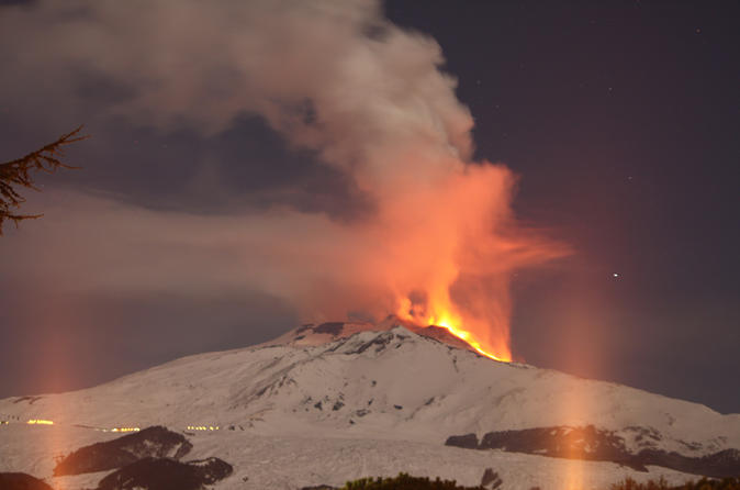 Etna And Taormina Full Day Excursion