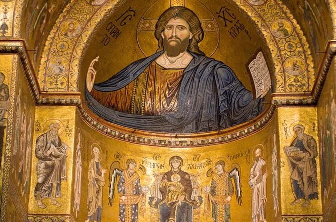 Monreale and cefal half day excursion in palermo 221809