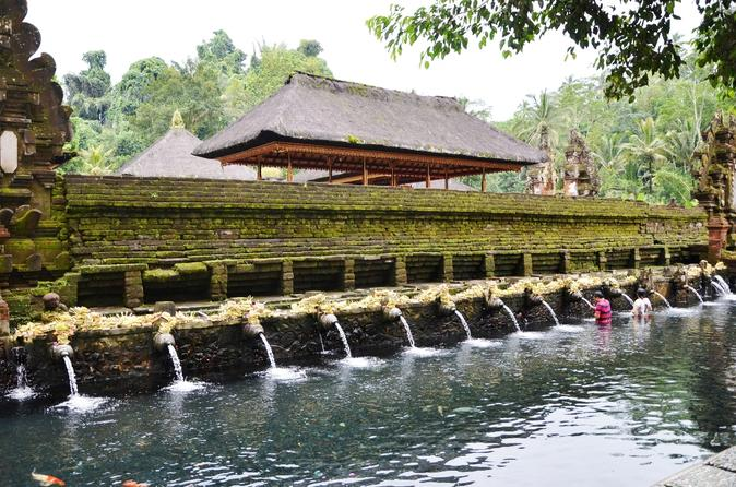 Private ubud tour batubulan village tirta empul temple monkey forest in ubud 220637