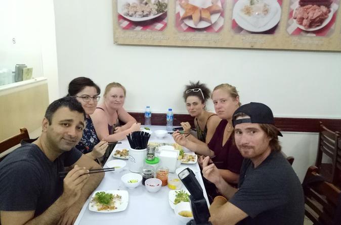 Hanoi Foodie By Night Tour
