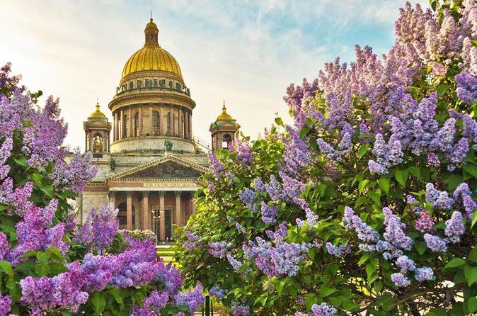 3 Hour Saint-Petersburg Walking Tour with English Speaking Guide