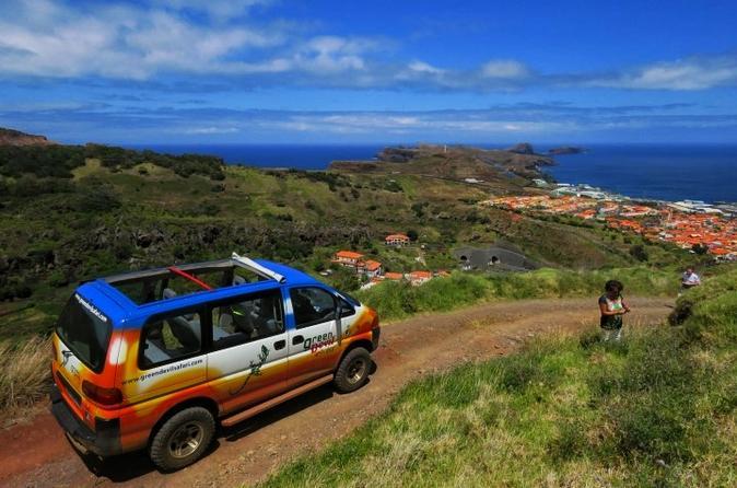Northeast Santana Traditional Houses 4x4 Safari Full-Day Tour - Funchal
