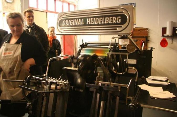 Reykjavik Letterpress Workshop