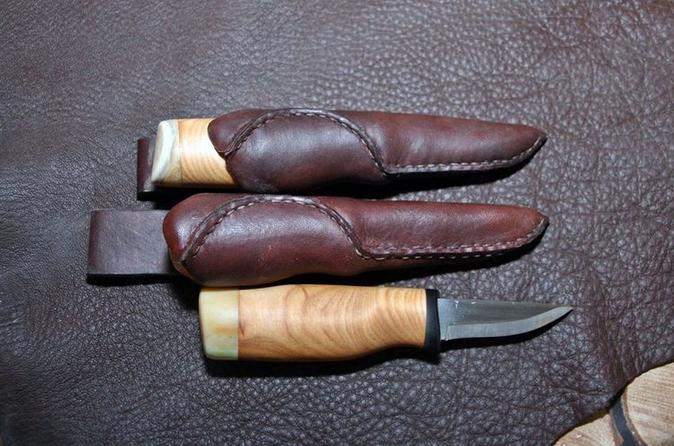 Viking Knife Making Workshop
