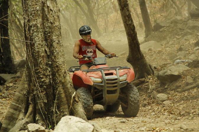 ATV Adventure Tour in Puerto Vallarta Including Tequila Tasting