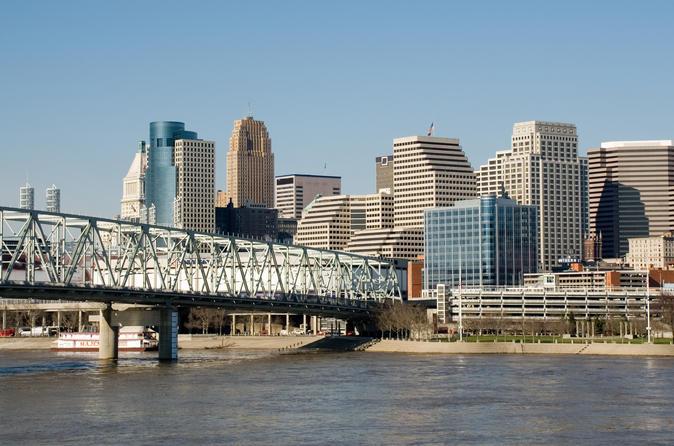 Cincinnati Riverfront Bike Tour
