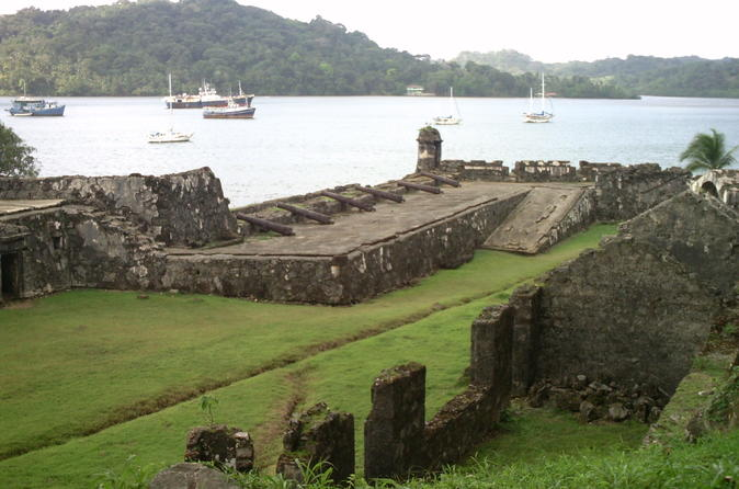 Day Trip from Panama City: Colon, Gatun Locks and the Portobello Fort
