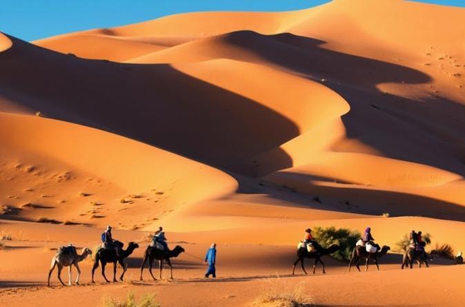 3 Days Premium Desert Trip To Merzouga From Marrakech - Marrakesh