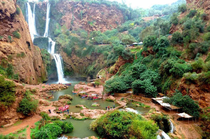 Premium Day Trip To Ouzoud Waterfalls From Marrakech - Marrakesh