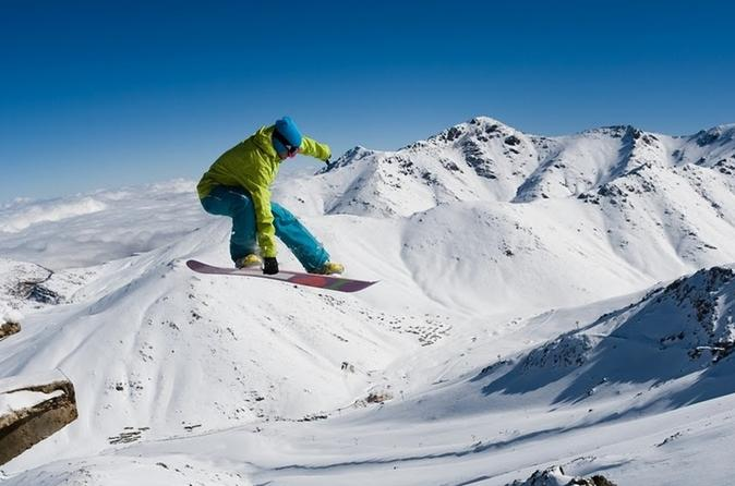 Ski and Snowboard Day Trip to Oukaimeden from Marrakech