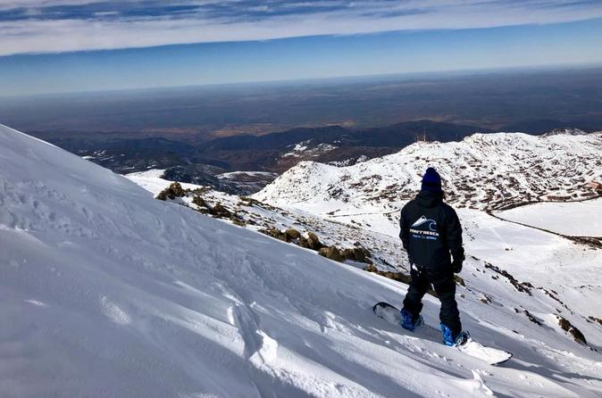 Ski Or Snowboard Rentals And Transfer To Oukaimeden - Marrakesh