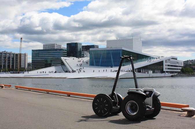 Segway Tour of Oslo