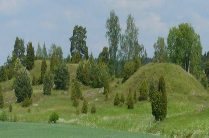 Private Tour: Pre-Viking Era Excursion to Vada Burial Mounds