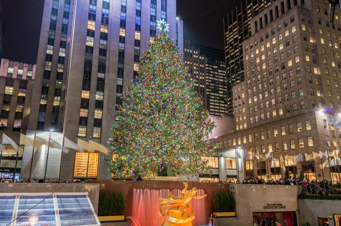 Rockefeller Center Holiday Tree Lighting Gala With Private Outdoor ...