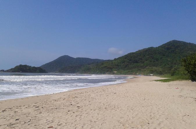 3 praias - excursão pela Rota do Paraíso saindo de São Paulo