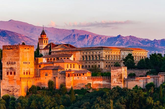 Andalucia & Mediterranean Coast, 9 days from Madrid